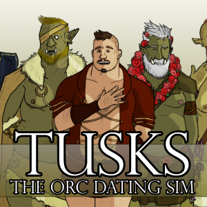 Tusks – The Orc Dating Sim [promo]